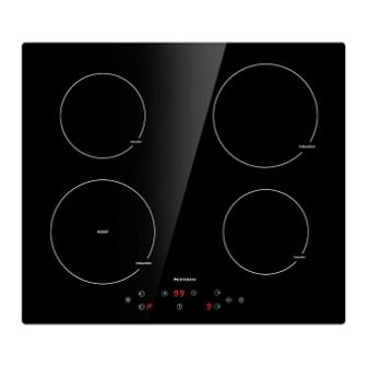 "Ecotouch 24"" Induction Cooktop INDH604B"