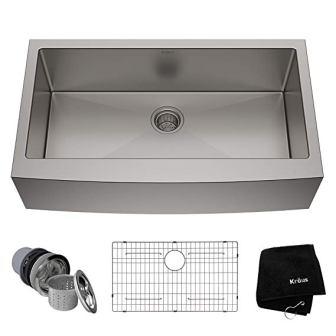 Kraus KHF200-33Standard PRO Stainless Steel Sink