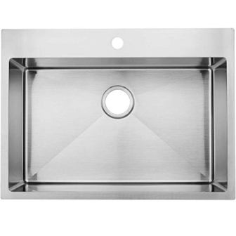 Shaco 28-inch Top Mount Stainless Steel Kitchen Sink