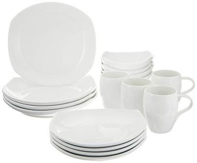 Dansk Classic Fjord Porcelain Dinnerware Set
