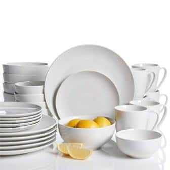 Gibson Home 92889.30RM Ogalla 30 Piece Dinnerware Set