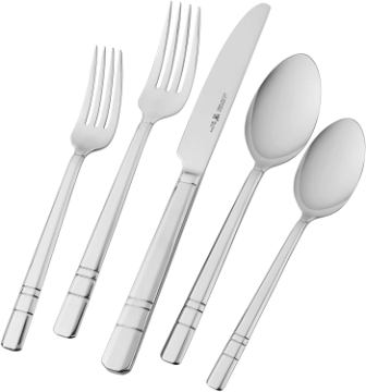 J.A. Henckels International 22516-365 Madison Square Flatware Set