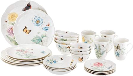 Lenox 28 Piece Classic Dinnerware Set