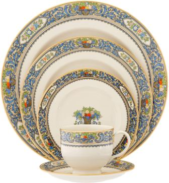 Lenox Autumn Gold-Banded Fine China
