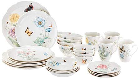 Lenox Butterfly Meadow Dinnerware Set