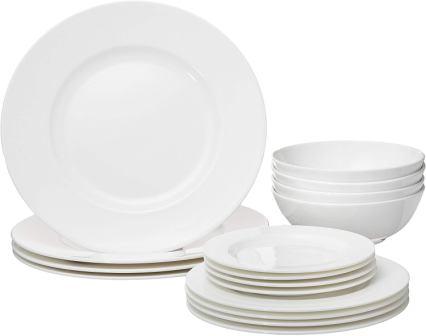 Lenox Classic White Dinnerware Set