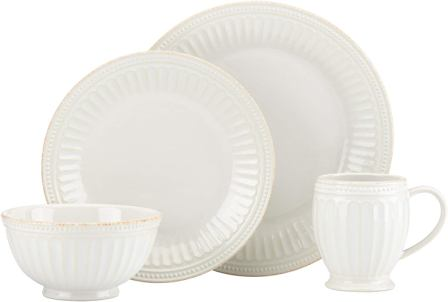 Lenox French Perle Groove