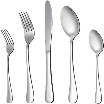 Lianyu Stainless Steel Flatware Set
