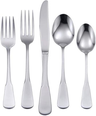 Oneida 2750045H Colonial Boston Flatware Set