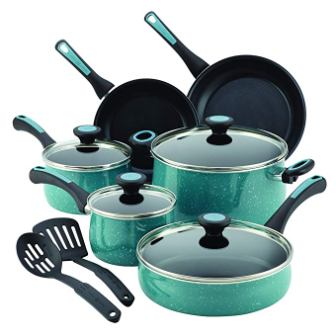 Paula Deen Riverbend 16981 Non-stick Cookware Set