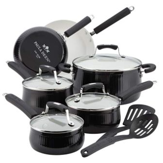 Paula Deen Savannah 14423 Non-stick Cookware Set