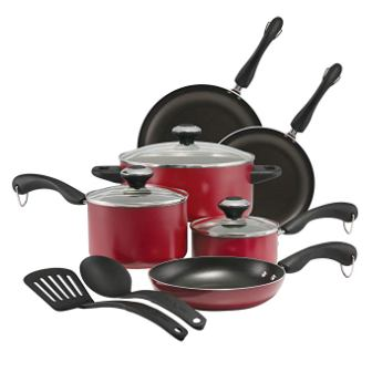 Paula Deen Signature 21994 Non-stick Cookware Set