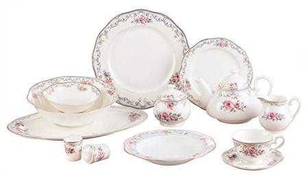 Royalty Porcelain Banquet Dinnerware Set