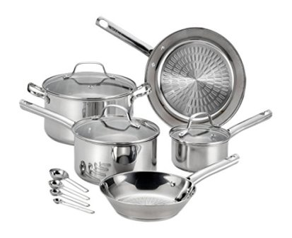 T-fal Performa Stainless Steel Pro E760SC Cookware Set