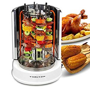 THRITOP Vertical Rotisserie Oven