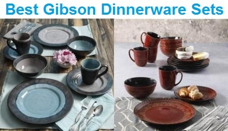 Top 15 Best Gibson Dinnerware Reviews in 2019