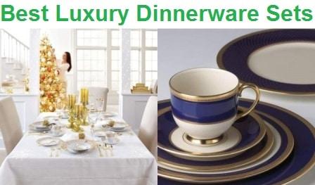 Top 15 Best Luxury Dinnerware Reviews in 2019