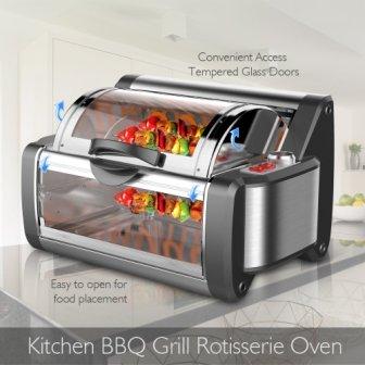 Top 15 Best Rotisserie Ovens in 2019