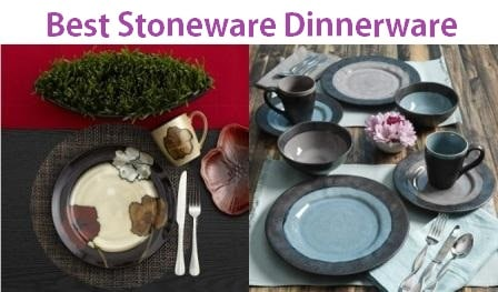 Top 15 Best Stoneware Dinnerware in 2019