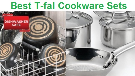 Top 15 Best T-fal Cookware Reviews in 2019 - Ultimate Guide