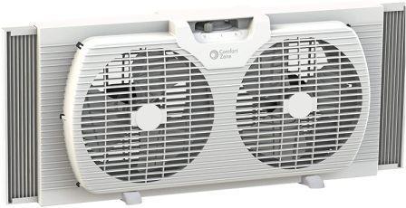 Bionaire Twin 8.5-Inch Exhaust Fan