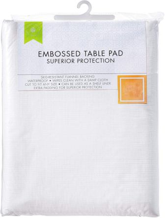 Sultan's Linens Extra Padding Table Pad