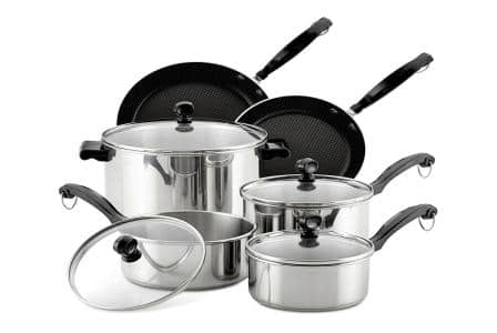 Top 15 Best Ceramic Cookware Sets in 2020