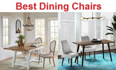 Top 15 Best Dining Chairs in 2019
