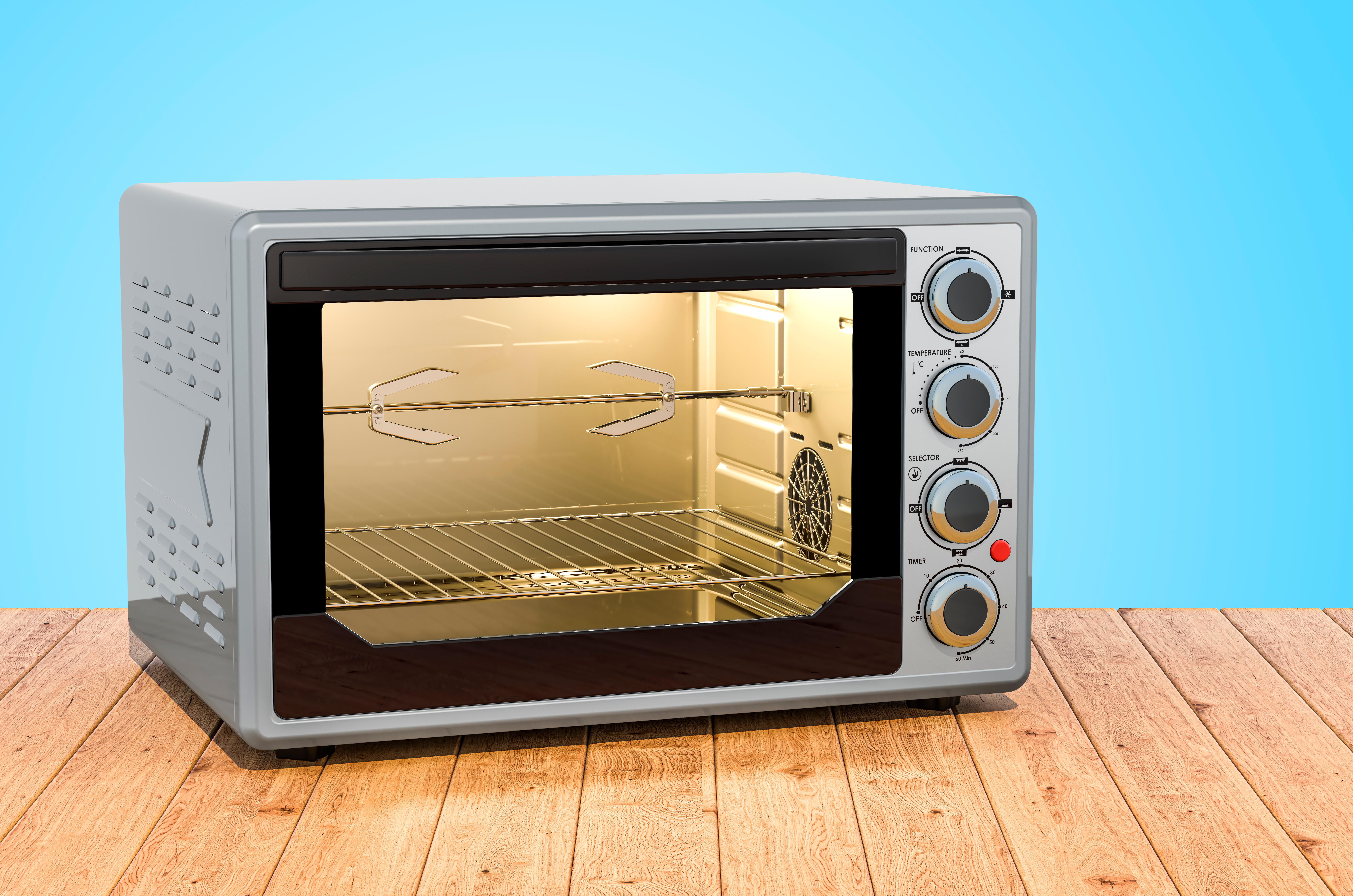 Top 15 Best Rotisserie Ovens in 2020