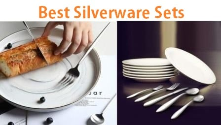 Top 15 Best Silverware sets in 2019