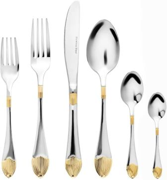 Top 15 Best Gold Flatware in 2020
