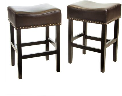 Christopher Knight Home Chantal Backless Counter Stool