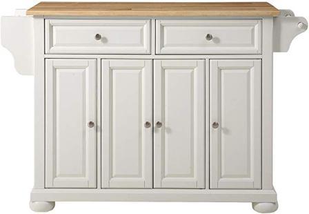 Crosley Furniture Alexandria KF30001AWH