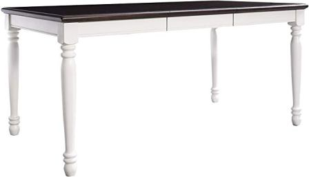 Crosley Furniture Shelby Extendable Dining Table