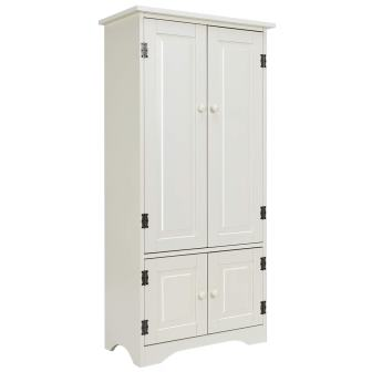 Giantex Accent Floor Storage Cabinet