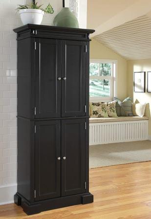 Home Styles Americana Freestanding Pantry