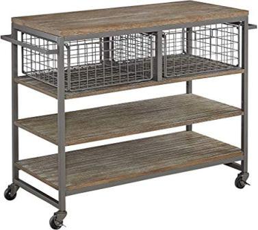 Home Styles Barnside Kitchen Cart
