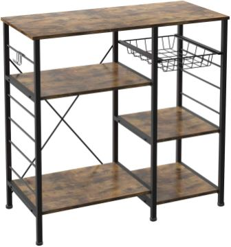 IRONCK Industrial Kitchen Rack