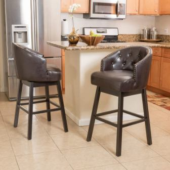 Top 15 Best Bar Stools for Kitchen Islands in 2020