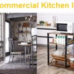 Top 15 Best Commercial Kitchen Islands in 2020 - Ultimate Guide
