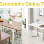 Top 15 Best Extendable Dining Tables in 2020 - Ultimate Guide