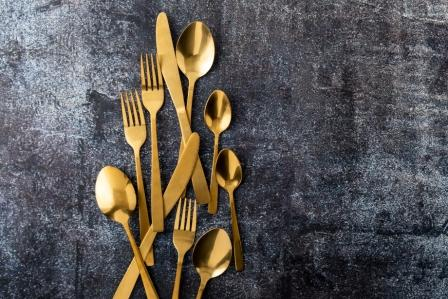 Top 15 Best Gold Flatware in 2020 - Reviews & Guide