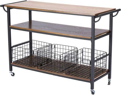 Top 15 Best High-Quality Kitchen Carts in 2020
