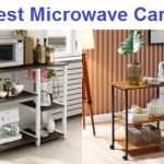 Top 15 Best Microwave Carts in 2020 - Buyer's Guide & Reviews