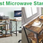 Top 15 Best Microwave Stands in 2020 - Guide & Reviews