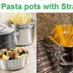 Top 15 Best Pasta pots with Strainer in 2020 - Ultimate Guide