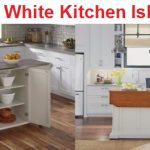 Top 15 Best White Kitchen Islands in 2020 - Ultimate Guide