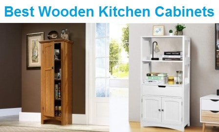 Top 15 Best Wooden Kitchen Cabinets in 2020