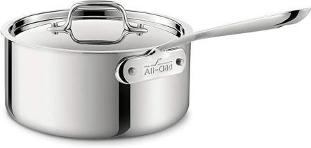 All-Clad 4203 Bondes Sauce Pan