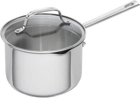 Emeril Lagasse 62956 Stainless Steel Saucepan